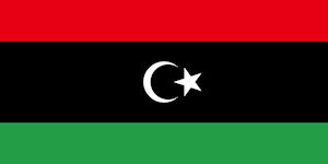 Libya Flag of Independence