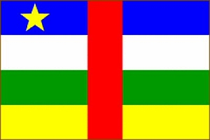 Image result for central african republic flag